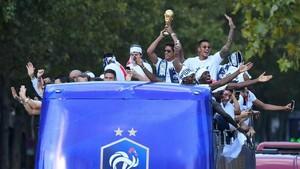 Prancis Kantongi Rp 546 M dari Piala Dunia 2018, Tim Lainnya Dapat Berapa?
