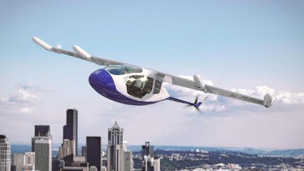Boeing Sampai Uber, Ini Perusahaan yang Garap Taksi Terbang
