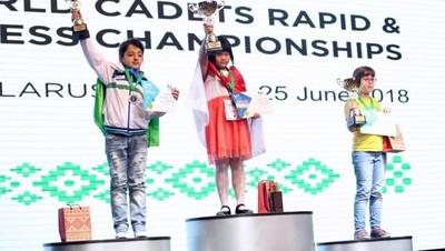 Keren! Bocah Asal Indonesia Jadi Juara Catur Tingkat Dunia