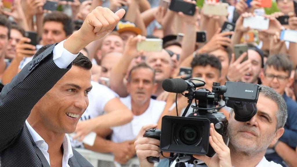 Karena Ronaldo Tak Mau Terjebak di Zona Nyaman