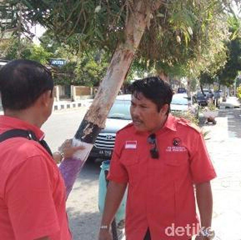 Pendaftaran Caleg PDIP di Purworejo Diwarnai Rebutan Nomor Urut