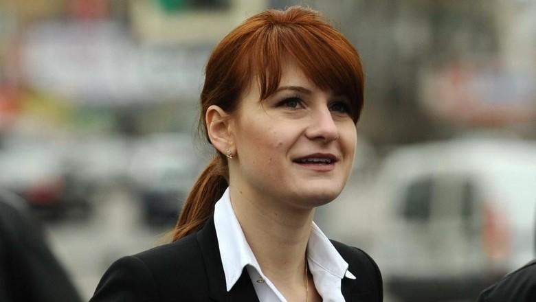 AS Tangkap Wanita Rusia yang Berkonspirasi Pengaruhi Politik