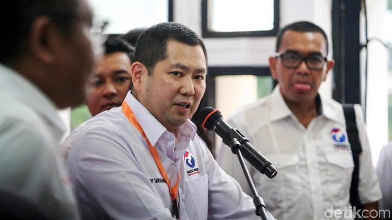 Perindo Tak Lolos Parlemen, HT: Kami Siap Dukung Sebagai Menteri