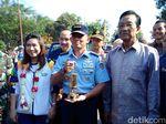 JK Dijadwalkan Hadiri Pengawinan Api Obor Asian Games di Prambanan