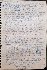 Anggota DPR Eni Tulis Surat dari Rutan, Bilang Duit Suap Rezeki