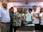 Berkaus Asian Games, PKB Serahkan Daftar Bacaleg ke KPU