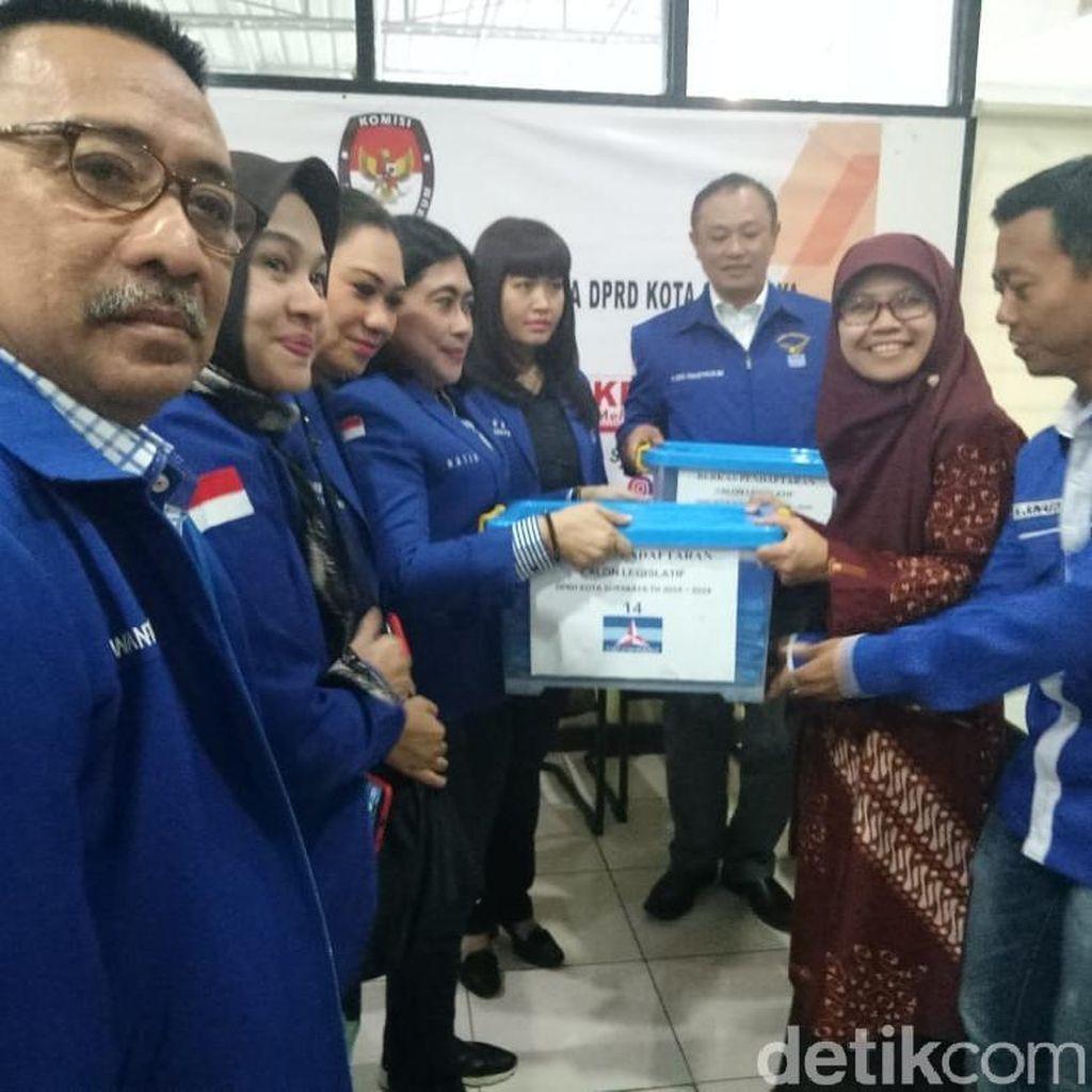 Demokrat Surabaya Akomodir Bacaleg Generasi Milenial