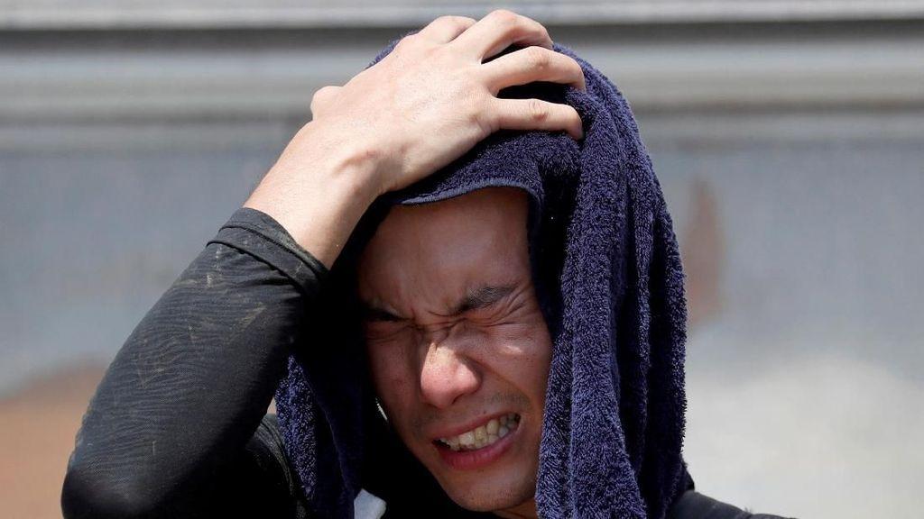 Jepang Dilanda Gelombang Panas Usai Banjir, 14 Orang Tewas