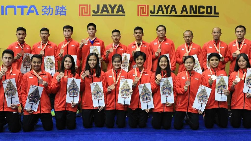 Kejuaraan Asia Bulutangkis Junior: China Juara, Indonesia Ketiga