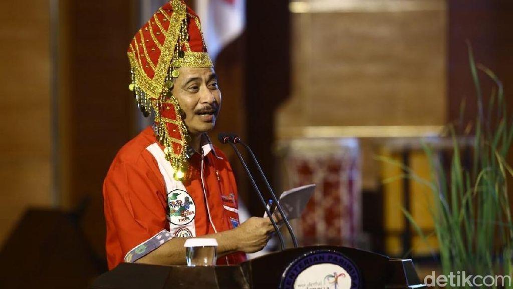 Menpar: Dampak Gempa Lombok 10 Persen dari Kunjungan Turis