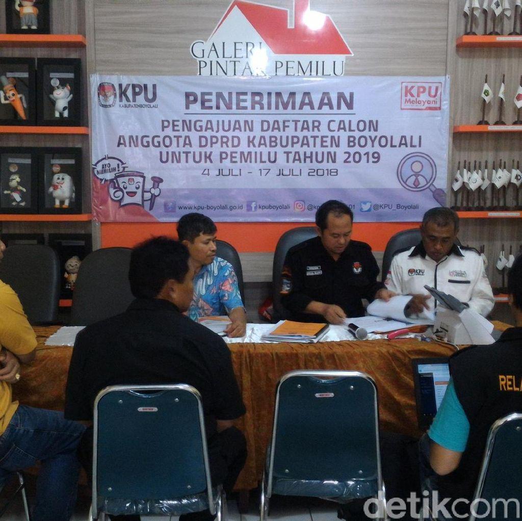 Partai Garuda dan PKPI Tak Daftarkan Bacalegnya di KPU Boyolali