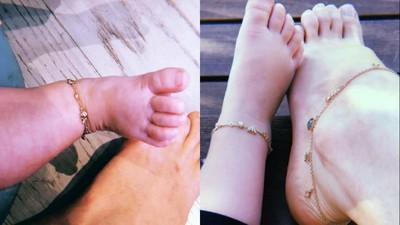 Pertimbangan Saat Pakaikan Anak Perhiasan Seperti Behati Prinsloo