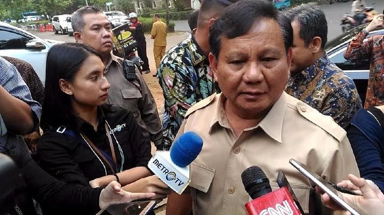 PPP soal Prabowo Dikepung: Dramatisasi dan Halusinasi