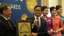 Masuk Top 10 Maskapai Terbaik Dunia, Ini Kata Dirut Garuda