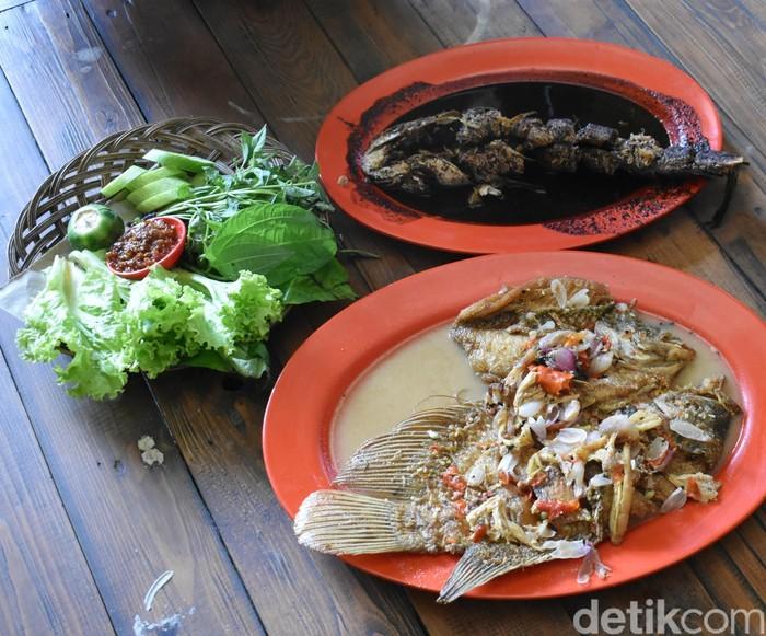 pecak ikan Betawi