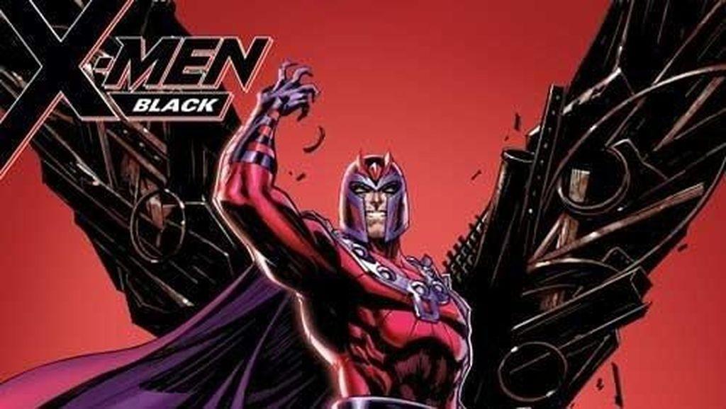 Magneto akan Pimpin Tim Baru X-Men di Komik X-Men Black?