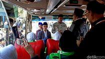 Menag Titip Doa ke Calhaj Agar Indonesia Makmur
