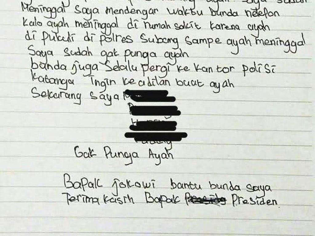 Viral Tahanan Polres Subang Tewas, 14 Orang Jadi Tersangka