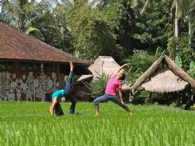 Ubud dan 15 Tempat Paling Santai di Dunia