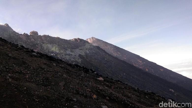 Gunung Slamet (Muhammad Idris/detikTravel)