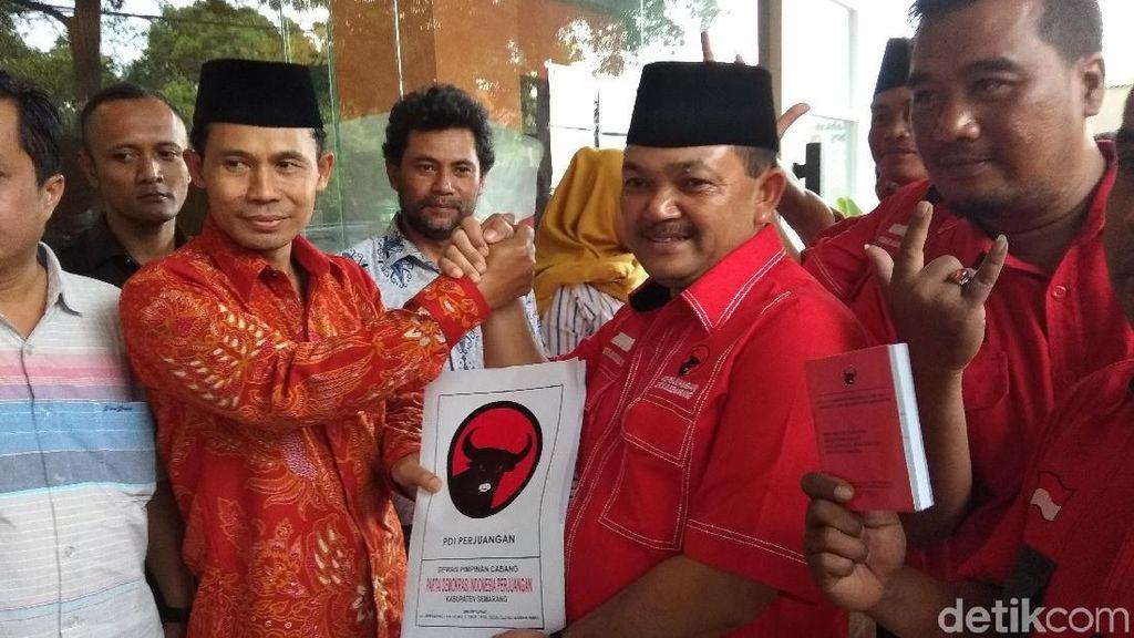 The Hok Hiong Nyaleg Lagi untuk Kelima Kalinya di Semarang