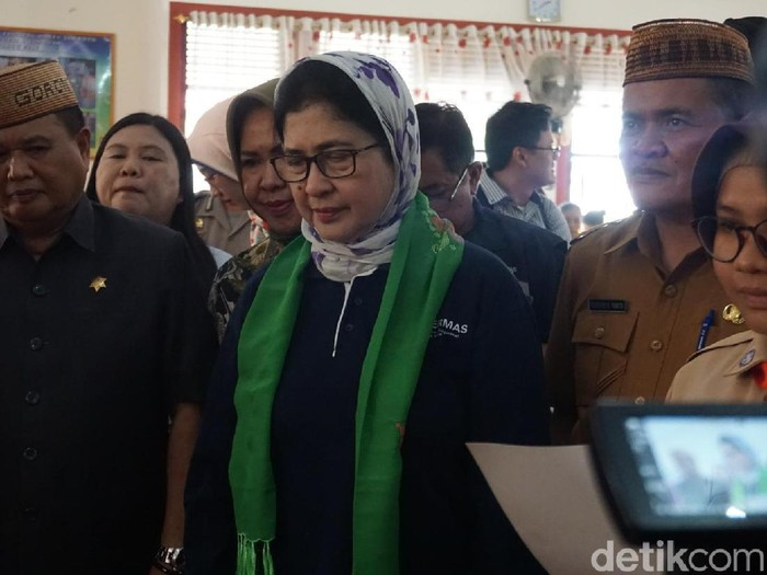 Pemerintah masih terus berusaha mengatasi stunting yang terjadi di masyarakat, khususnya di Provinsi Gorontalo. Foto: Suherni/detikHealth
