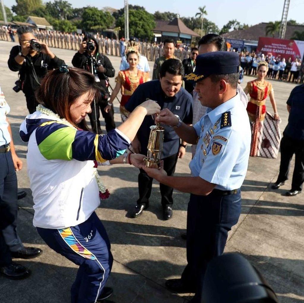 Susy Susanti: Jaga Nyala Api Asian Games untuk Kebersamaan