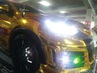 Modifikasi Honda HR-V Indonesia Automodified