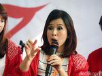 Mendaftar Caleg, Grace Natalie Maju dari Dapil Jakarta 3
