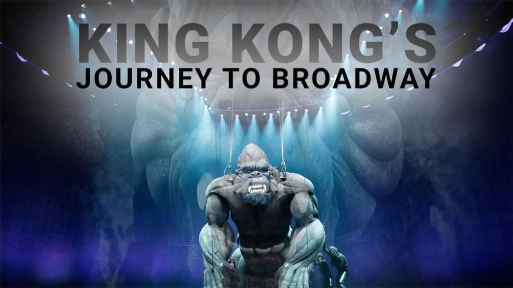 King Kong Segera Tampil Live di Panggung Broadway AS