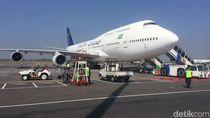 Agar Aman, Kemenhub Lakukan Rampcheck Pesawat Penerbangan Haji