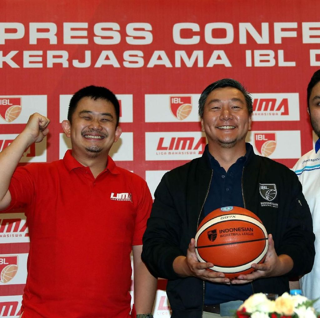Indonesia Basketball League Gandeng Liga Mahasiswa
