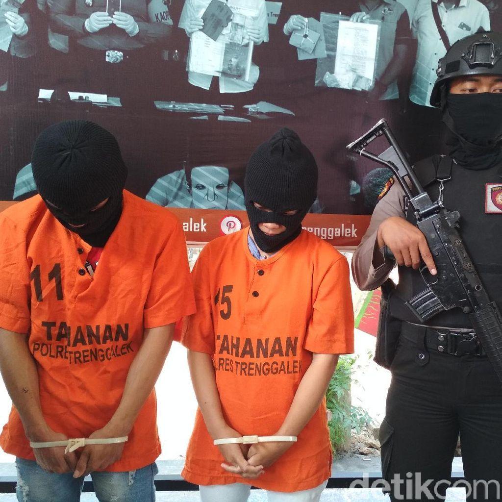 Sebar Video Ujaran Kebencian, Sejoli Diciduk Polisi