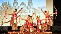 Kemeriahan Indonesia Fest di Pantai Barat Kanada