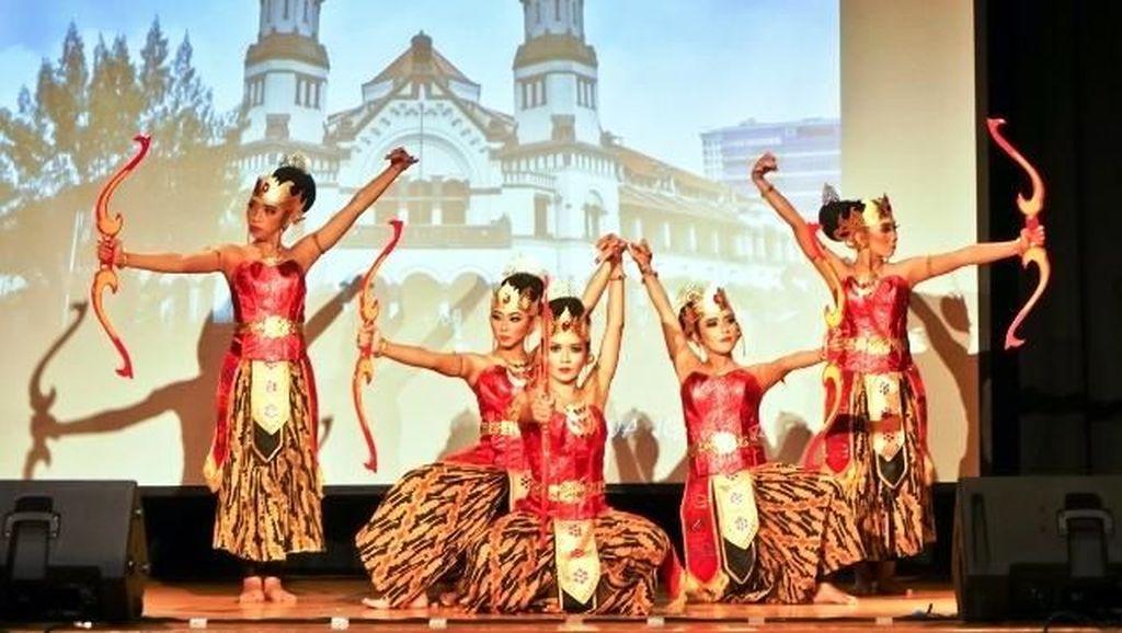 Foto: Mempromosikan Indonesia Nun Jauh di Kanada