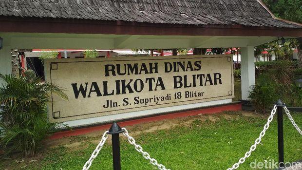Rumah Dinas Wali Kota Blitar digeledah KPK/