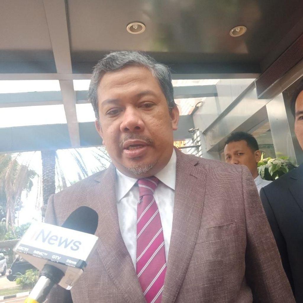 Fahri Hamzah: Kalau PKS Begini, Mungkin Tahun Ini Innalillahi