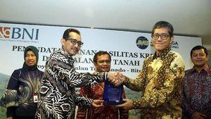 BNI Turut Biayai Ruas Tol Pertama di Sulawesi Utara