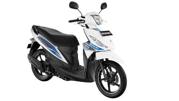 Suzuki Recall Skutik Address, Periksa 4 Komponen Bermasalah