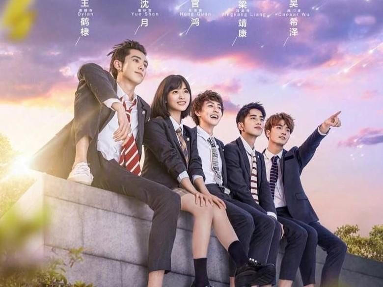 Resmi Tayang, Meteor Garden 2018 Buat Fans Bernostalgia