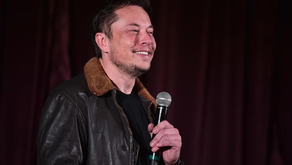 Deretan Video Game Favorit Elon Musk Sang Iron Man