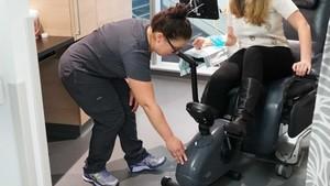Efektifkan Kemo, Pasien Kanker Disarankan Latihan