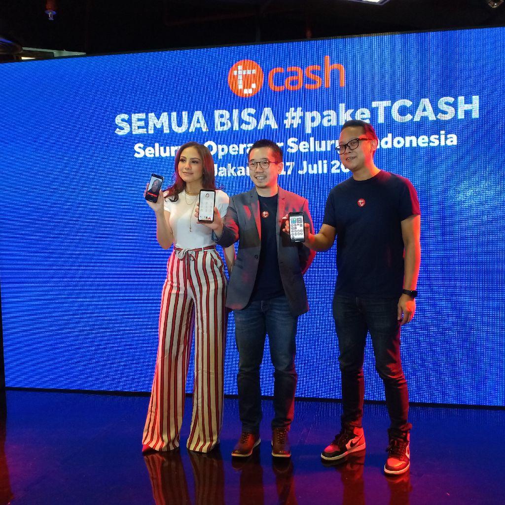 Telkomsel Luncurkan TCash Semua Bisa Untuk Segala Operator