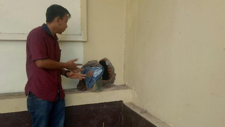 Bobol Dinding Sel Polda, 6 Anggota Kartel Narkoba Nyaris Kabur