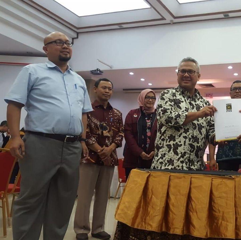 PKS Daftarkan 538 Bacaleg, Pastikan Tak Sertakan Fahri Hamzah