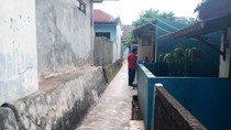 Ini Lokasi Pembegalan Payudara Mahasiswi di Depok