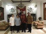 Megawati-Airlangga Bahas Cawapres Jokowi, Begini Hasilnya