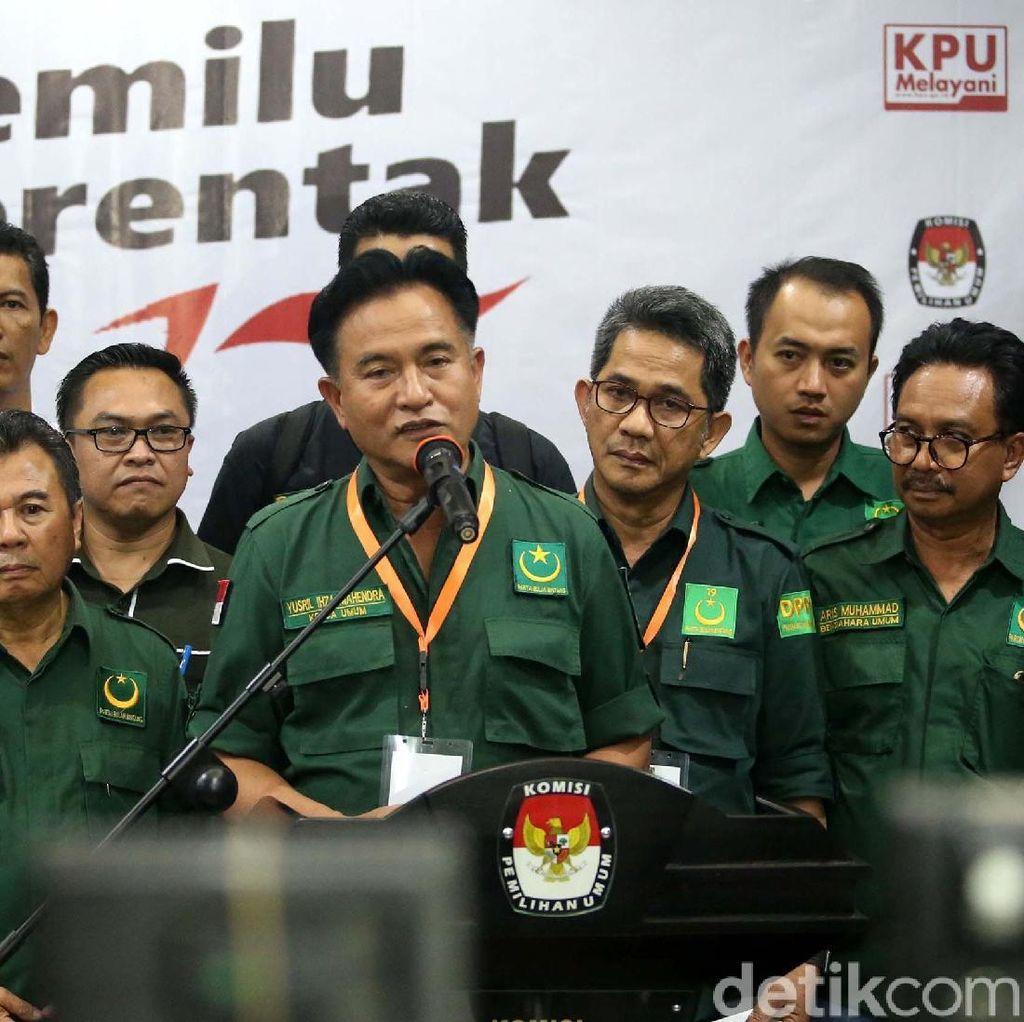 PBB Sesalkan Hairul Bocorkan Materi 01 di MK: Padahal Dia Setuju Pro Jokowi