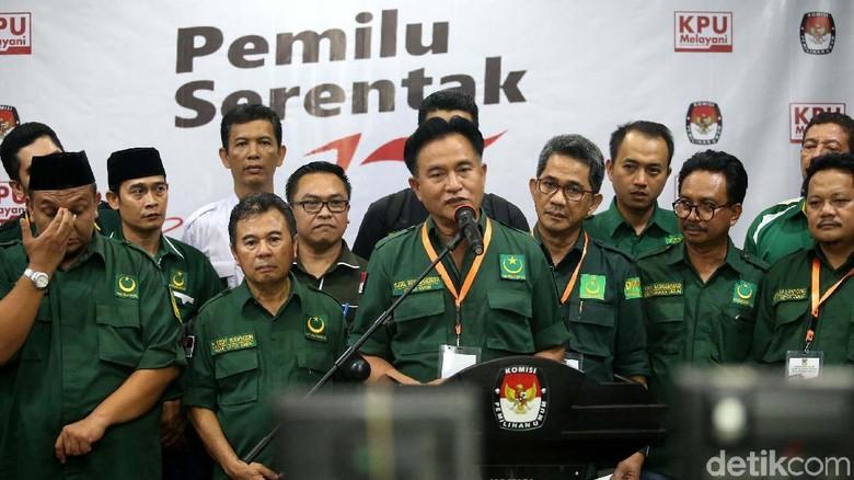 Yenny Wahid Dukung Jokowi, PBB Segera Tentukan Sikap Pilpres