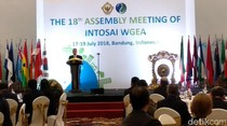 BPK RI Gelar Pertemuan Dengan BPK dari 41 Negara Bahas Lingkungan